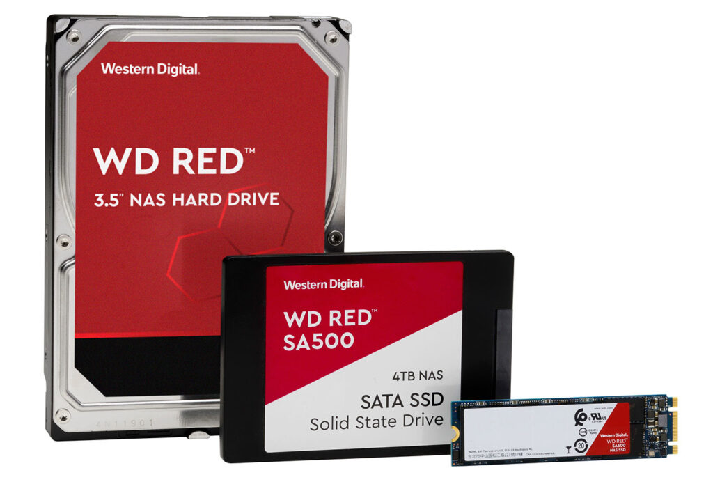 Western Digital Introduces WD Red SSDs Next-Level Storage Solutions for NAS Environments