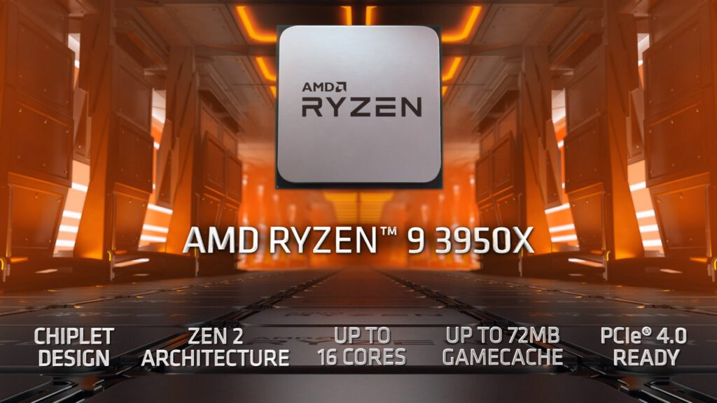AMD Introduces World's Most Powerful 16-core Consumer Desktop Processor, the AMD Ryzen™ 9 3950X