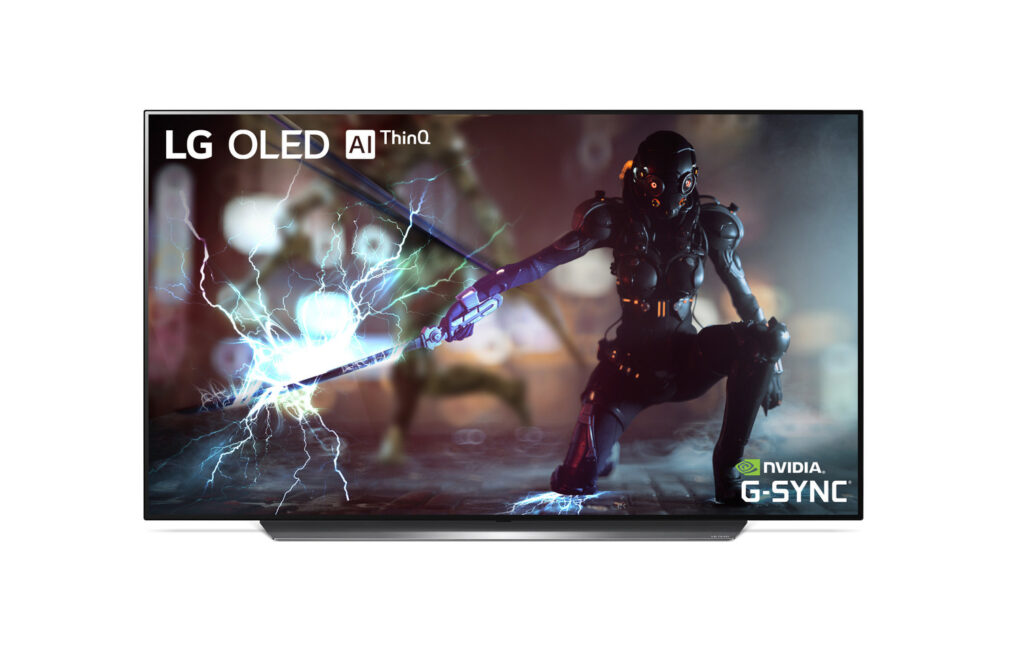 LG OLED TVs Receive NVIDIA G-SYNC Upgrade Starting This Week