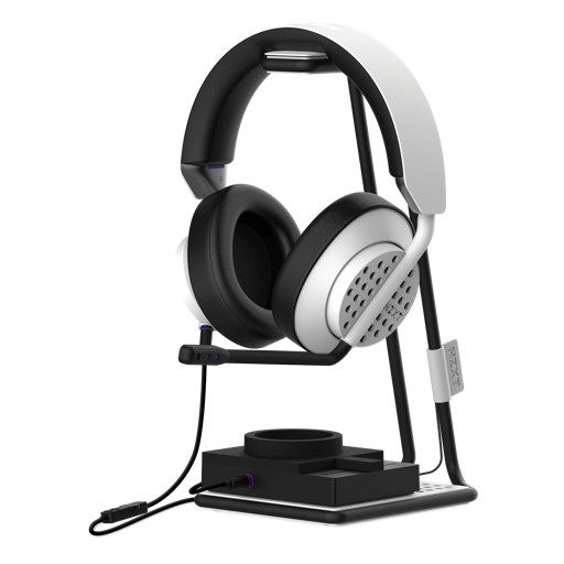 NZXT Reveals New Headset for Gamers - AER, STND, and MXER