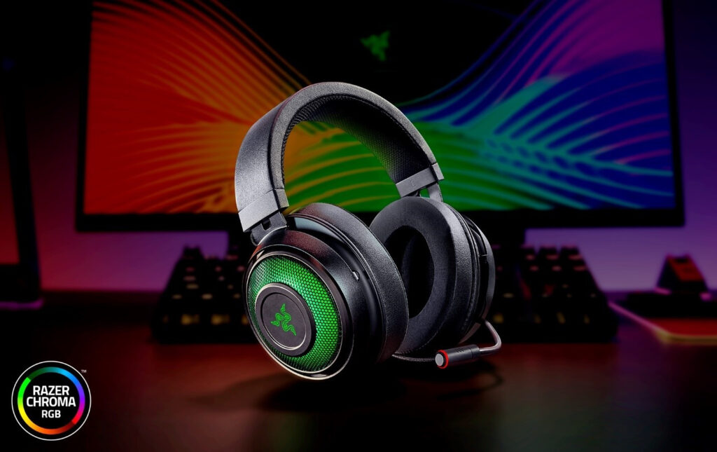 Razer Kraken Ultimate Delivers the Winning Edge for Competitive Gamers