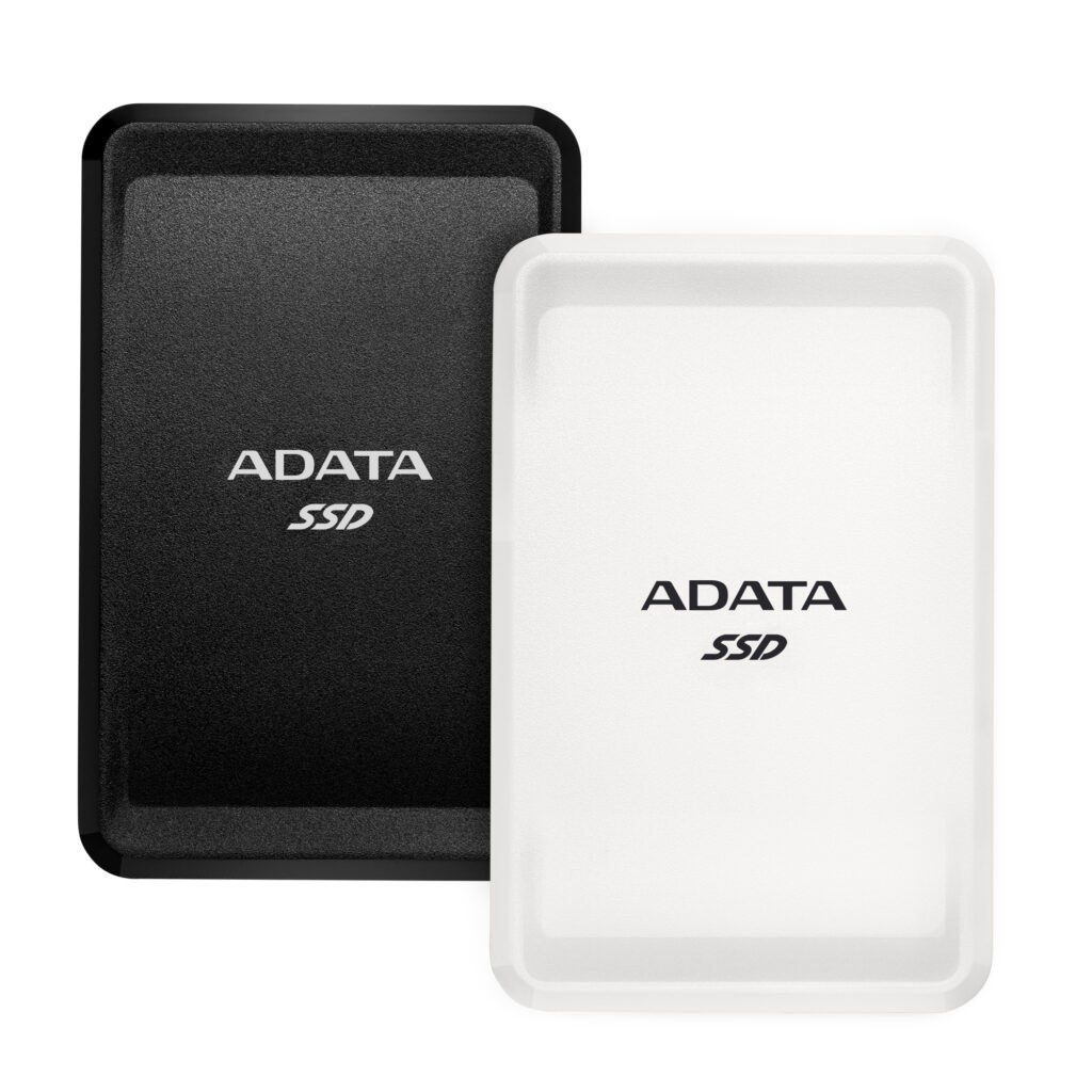 ADATA Launches Slim and Portable SC685 External Solid State Drive