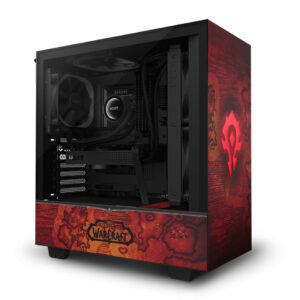 NZXT Announces World of Warcraft H510 PC Gaming Cases