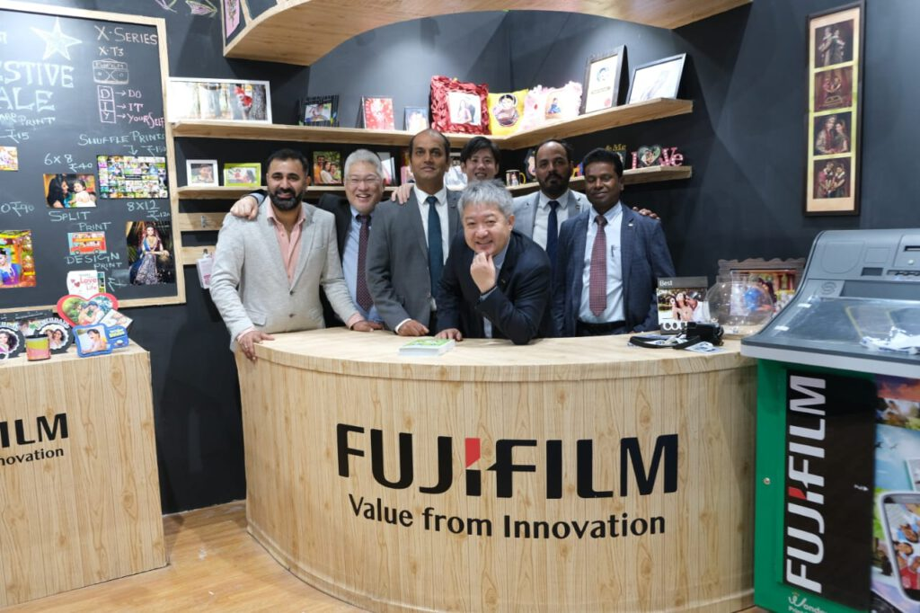Fujifilm India unfold its innovation prowess by showcasing Photo Imaging Product Portfolio at CEIF 2020