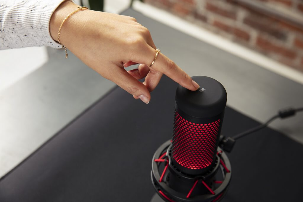 Hyperx Launches Its Quadcast Microphone in India For Streamers and Casters