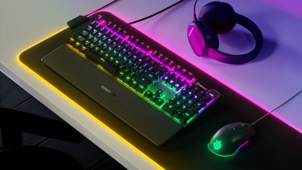 SteelSeries Launches the Rival 3 Gaming Mouse, Apex 3 and Apex 5 Gaming Keyboards