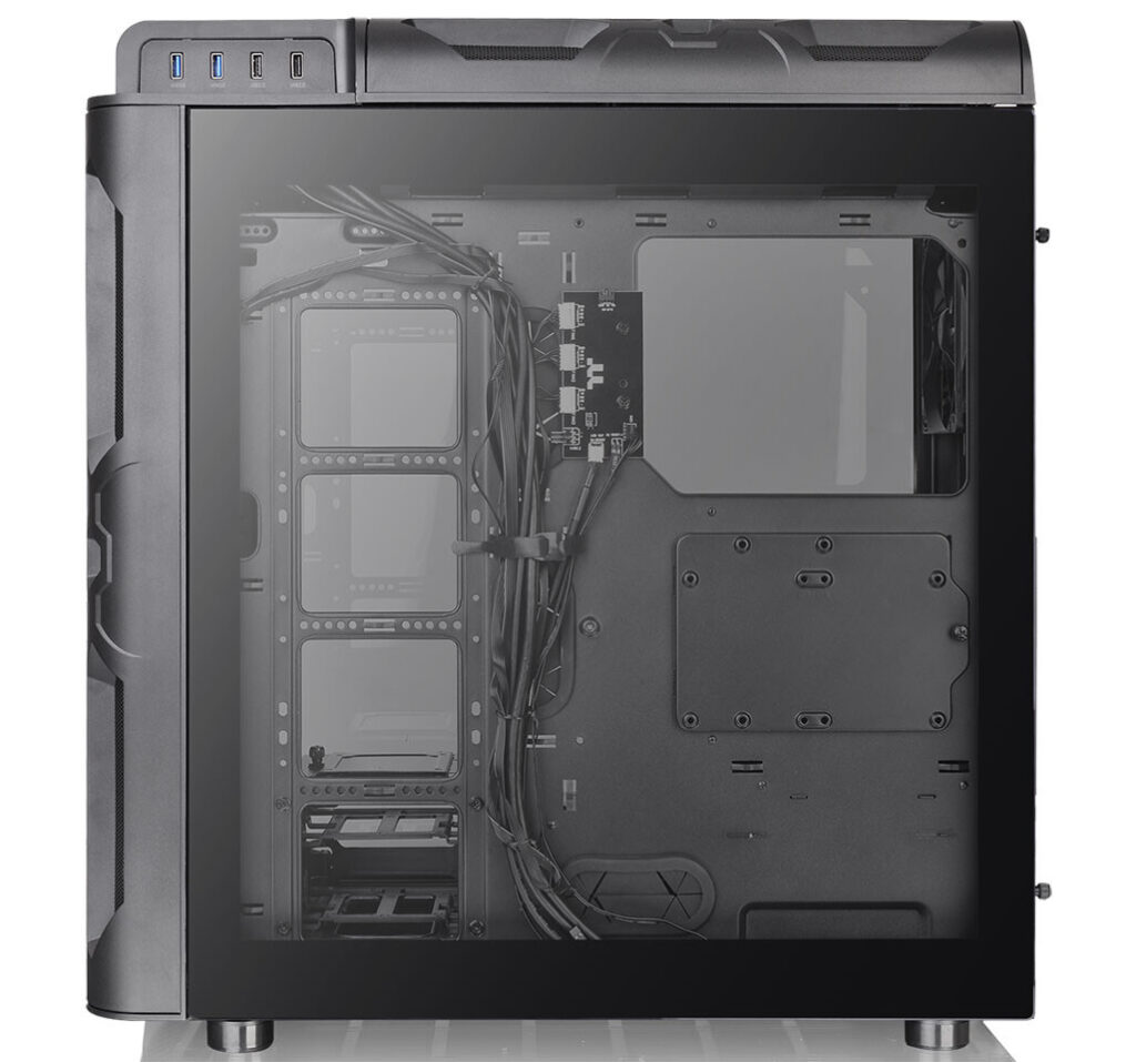Thermaltake Releases Level 20 RS ARGB Mid Tower Chassis