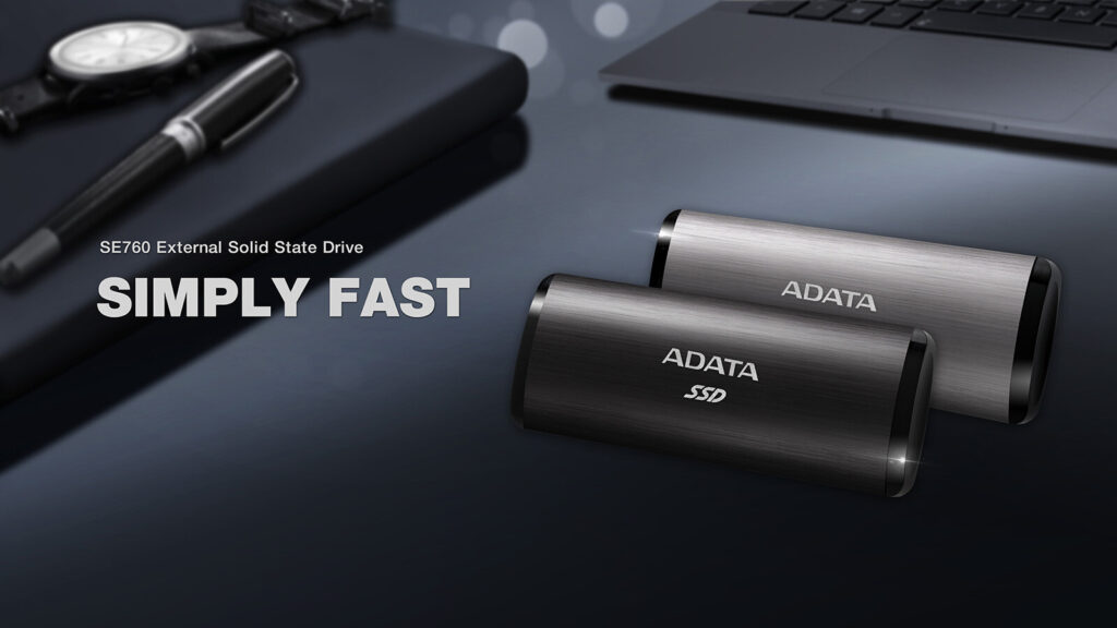 ADATA Launches SE760 External Solid State Drive