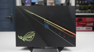 ASUS ROG RAPTURE GT-AC2900 Router Review