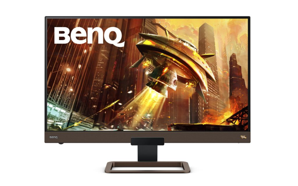 BenQ EX2780Q 144Hz Gaming Monitor Offers the Most Immersive In-game Experience with World's First HDRi Technology and treVolo Speakers