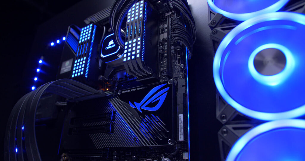 CORSAIR Announces RGB Lighting Control for ASUS Aura Sync RGB Motherboards in iCUE Software