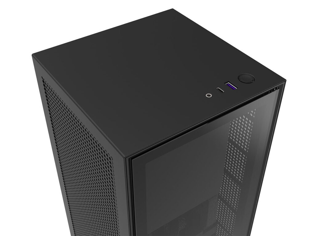 NZXT Introduces the H1 Mini-ITX Case and NZXT BLD H1 Mini PC Pre-Build
