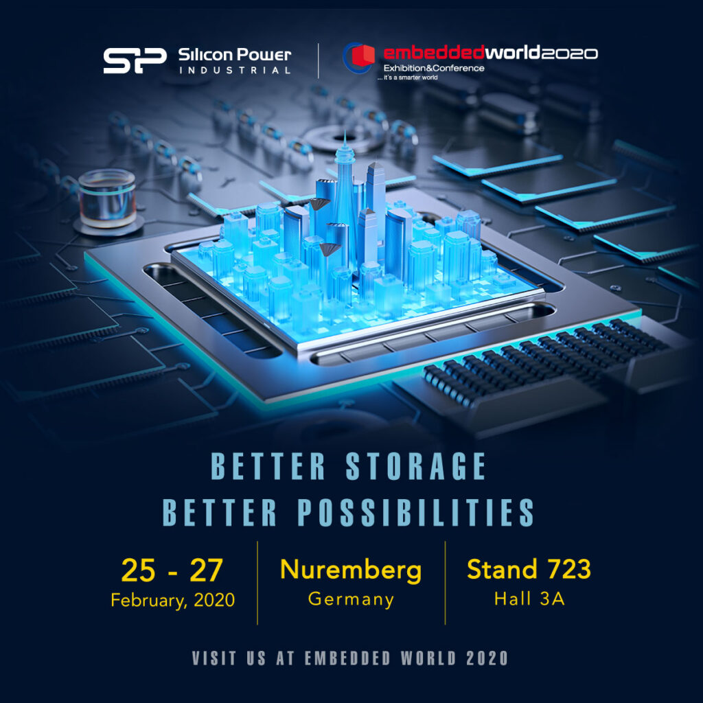 SP Industrial to Showcase Embedded Systems Solutions in Germany