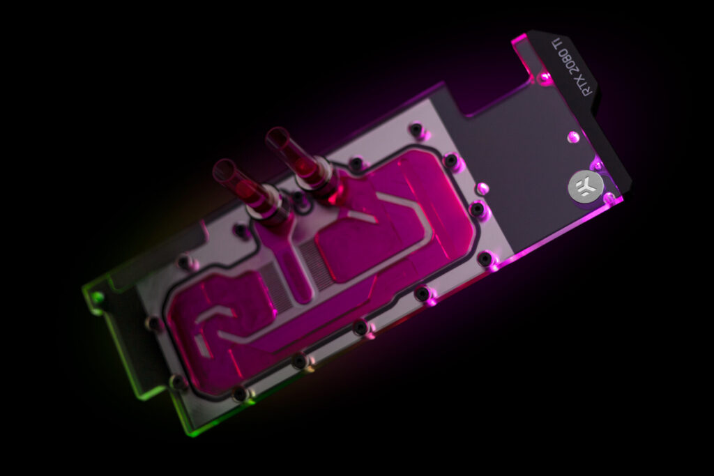 EK Launches Direct Vector Waterblock - Developed for Reference Design NVIDIA RTX 2080 Ti Graphics Cards