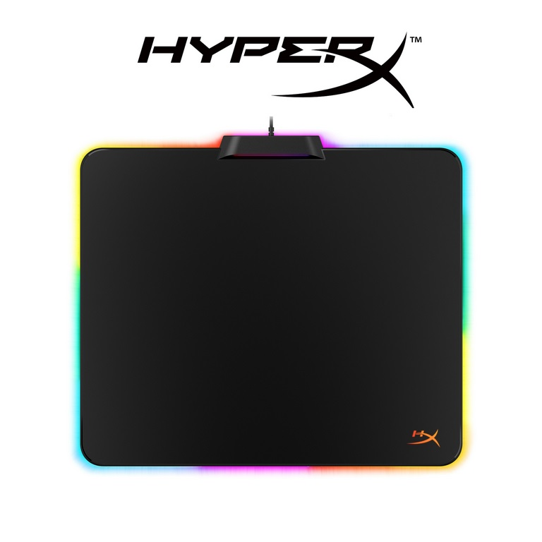 Hyperx Launches Fury Ultra RGB Gaming Mouse Pad in India