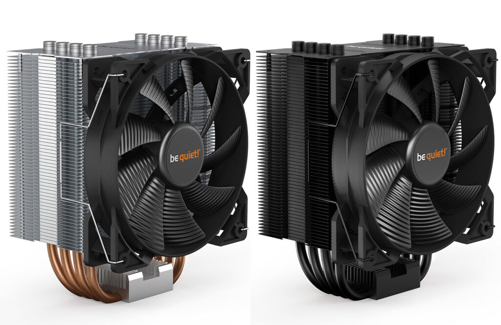 be quiet! Announces Pure Rock 2: High-compatibility Tower Cooler for the Masses