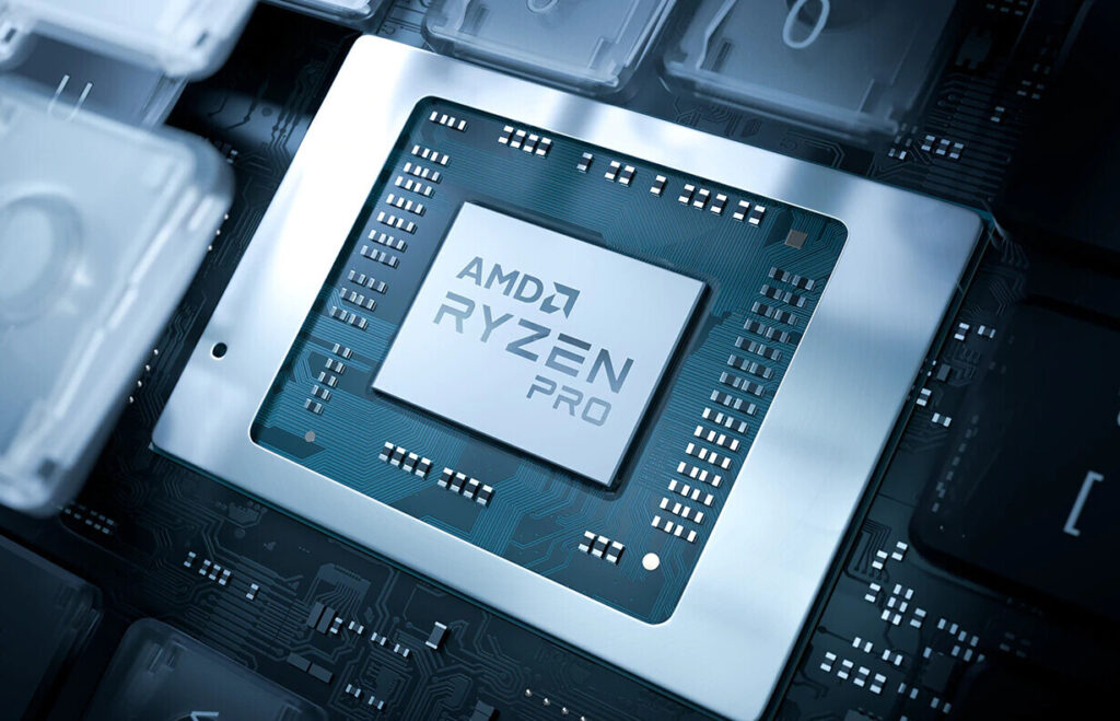 AMD Announces Ryzen PRO 4000 Series Mobile Processors