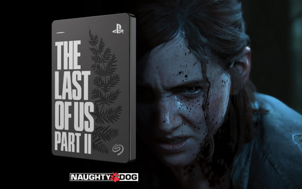 "Seagate Announces ""The Last of Us Part II"" Licensed Game Drives"