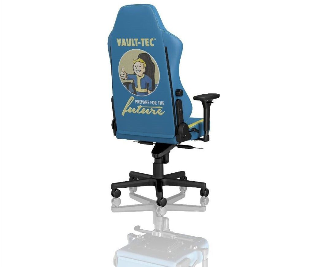 noblechairs Fallout Vault-Tec Edition Now Available to Purchase