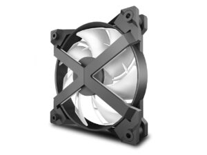 DeepCool Launches New Unique X-Frame MF120 GT A-RGB Fans