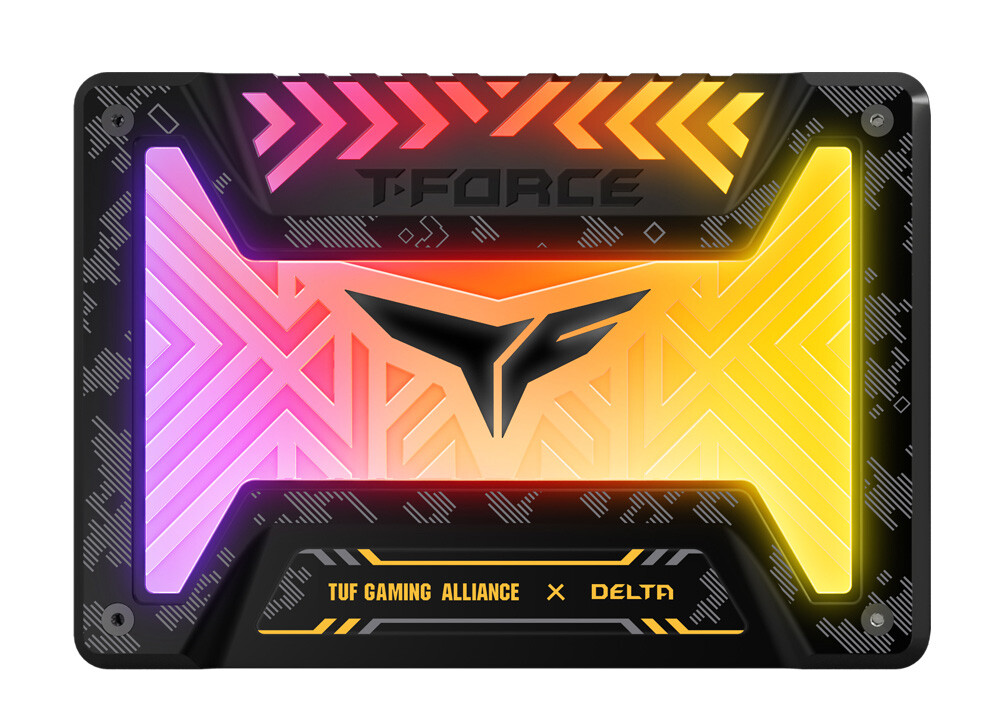 Team Group Announces ASUS TUF Gaming Alliance Co-branded SSDs