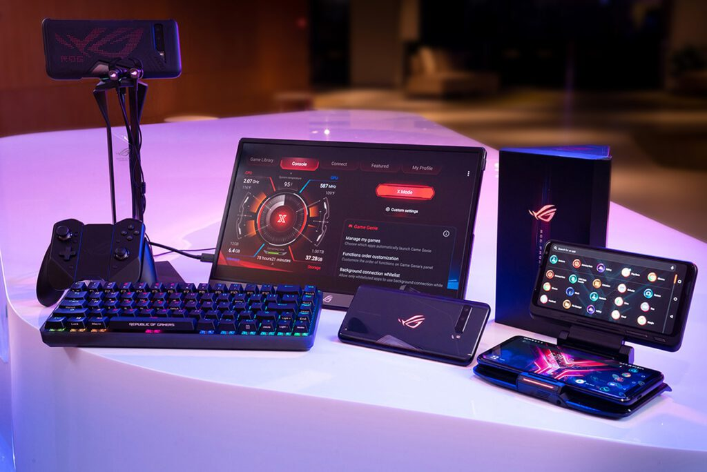 ASUS Unveils New Gaming Peripherals and ROG Phone 3