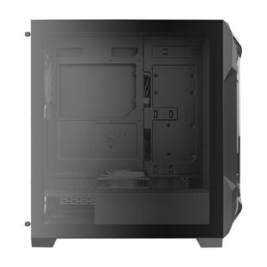 Antec Releases DF600 FLUX Mid-Tower Case