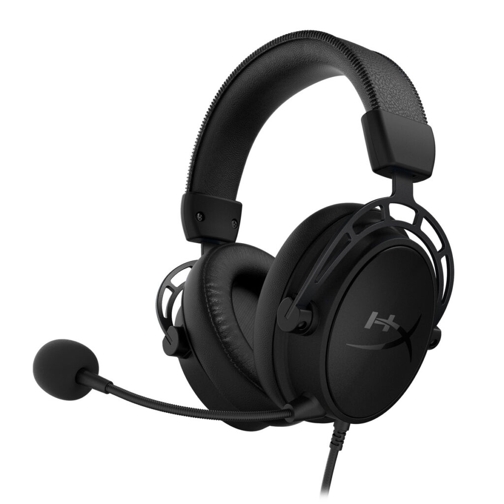 HyperX Now Shipping Cloud Alpha S Blackout Edition in India