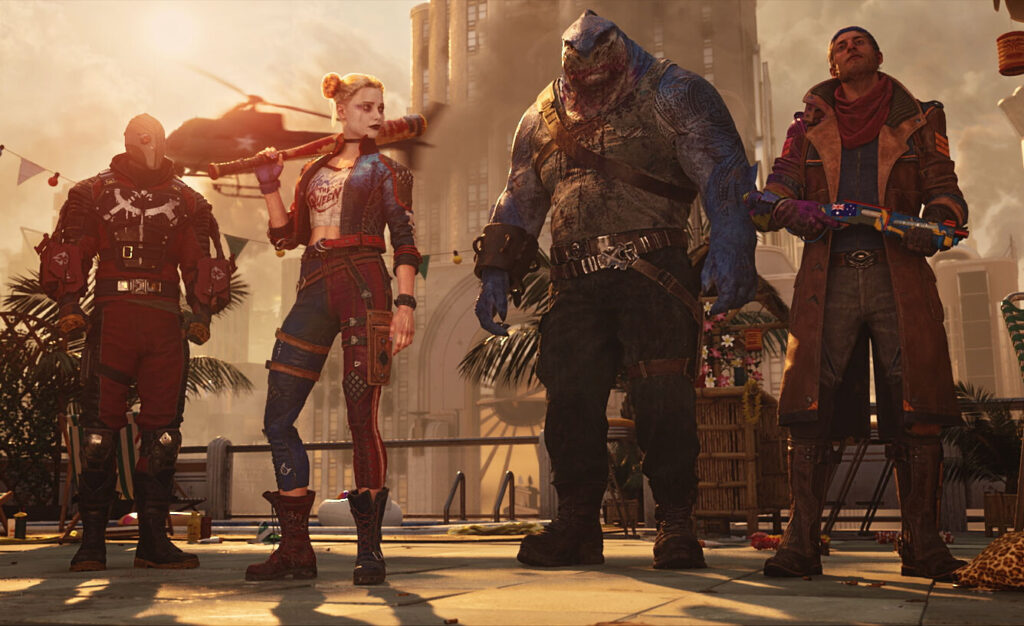 Warner Bros. Games and DC Announce Suicide Squad: Kill the Justice League