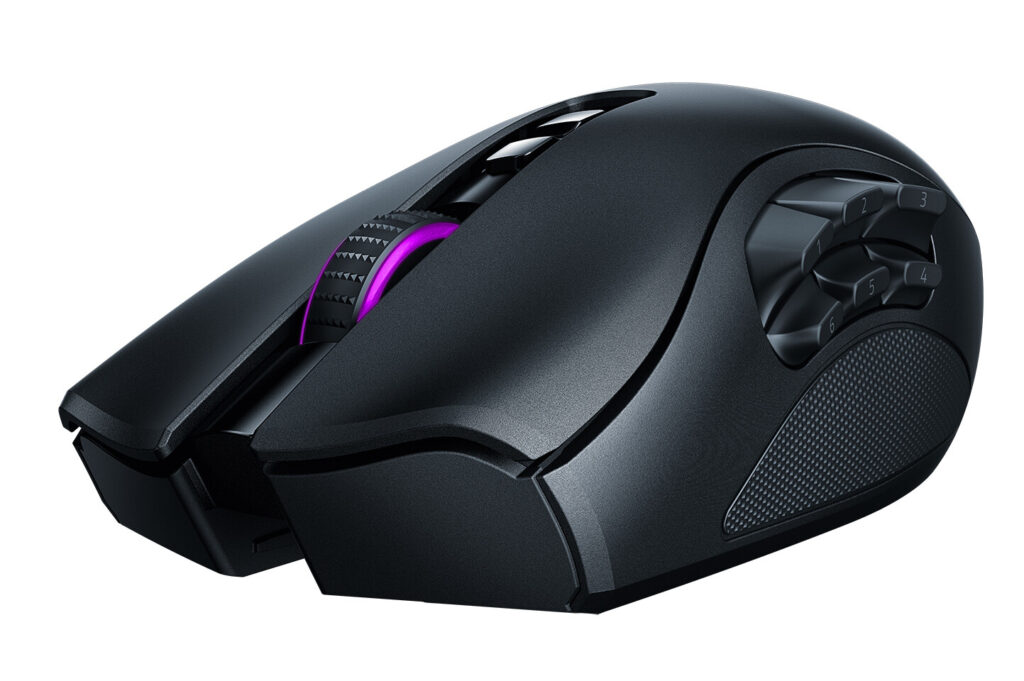 Razer Announces the Naga Pro Wireless Gaming Mouse: Adapt to Any Game Genre