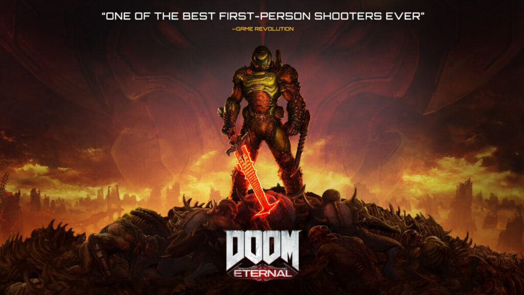 Doom Eternal Arriving on Xbox Game Pass Next Month