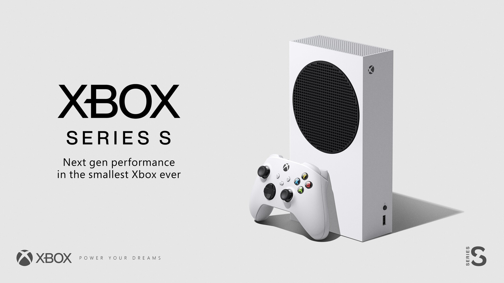 Microsoft Unveils The Smallest Xbox Ever The Xbox Series S