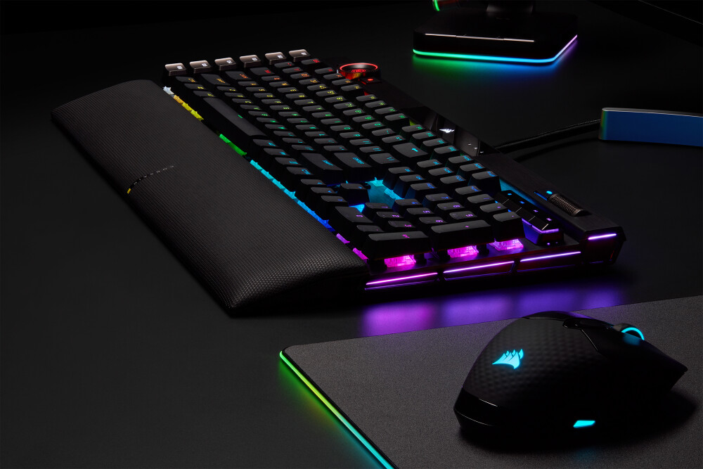 No Competition - Introducing the CORSAIR K100 RGB Gaming Keyboard