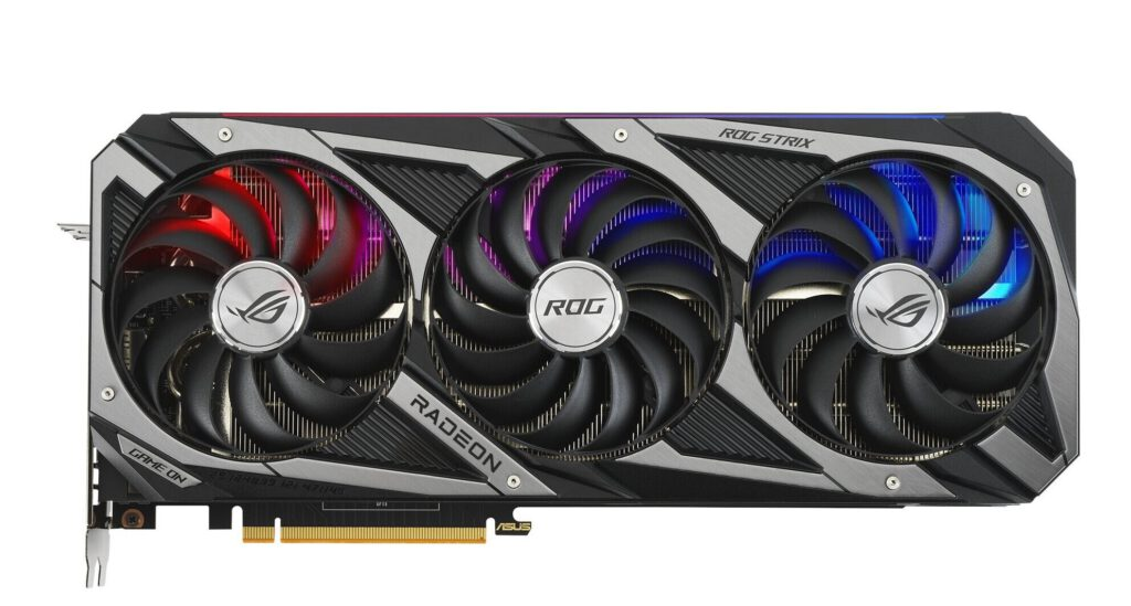 ASUS Announces ROG Strix and TUF Gaming AMD Radeon RX 6800 Series Graphics Cards