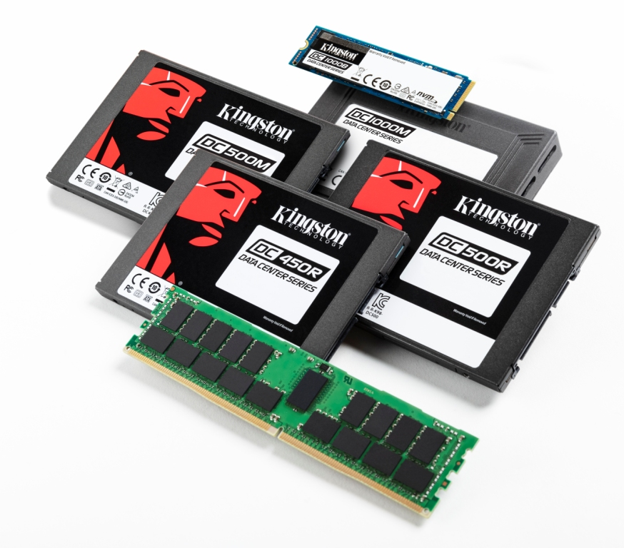 Kingston Powers Workload with the Launch of Data Center Series of SSDs in India