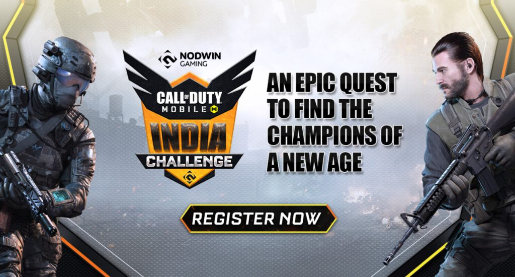 CALL OF DUTY MOBILE INDIA CHALLENGE JOINS AIRTEL INDIA ESPORTS TOUR