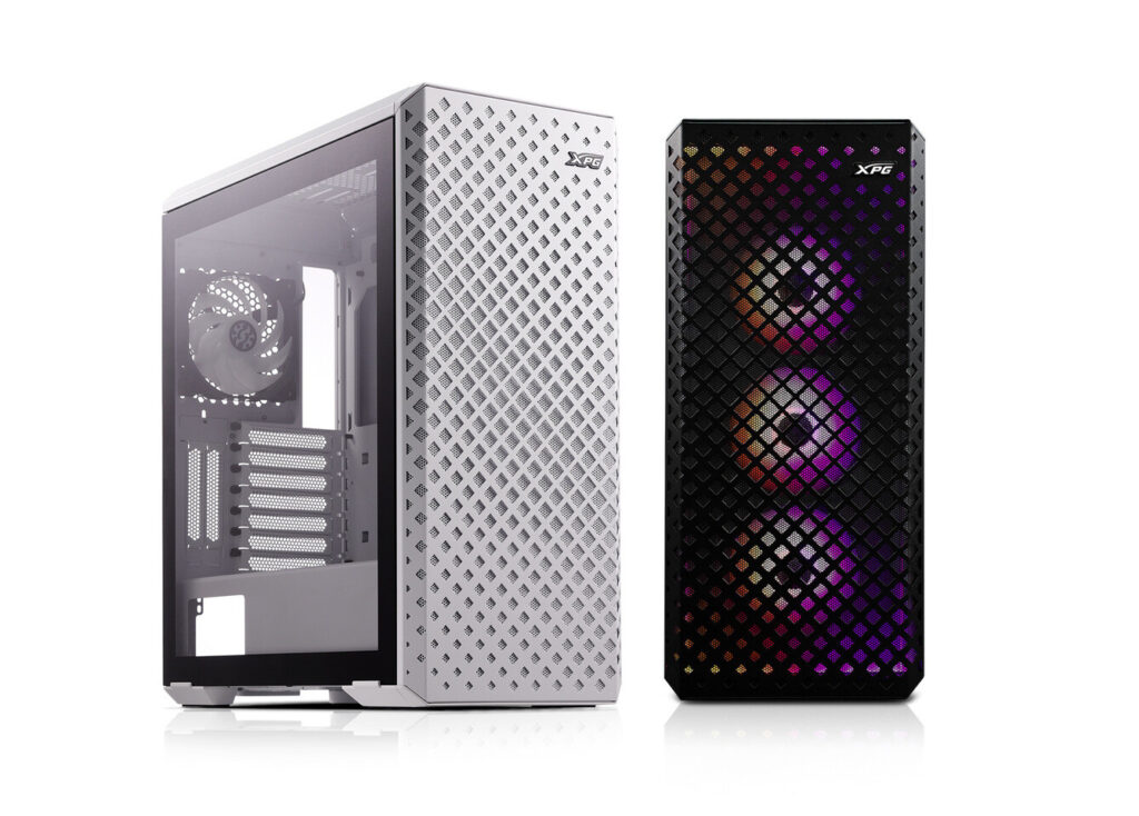 XPG Launches DEFENDER PRO Mid-Tower Case