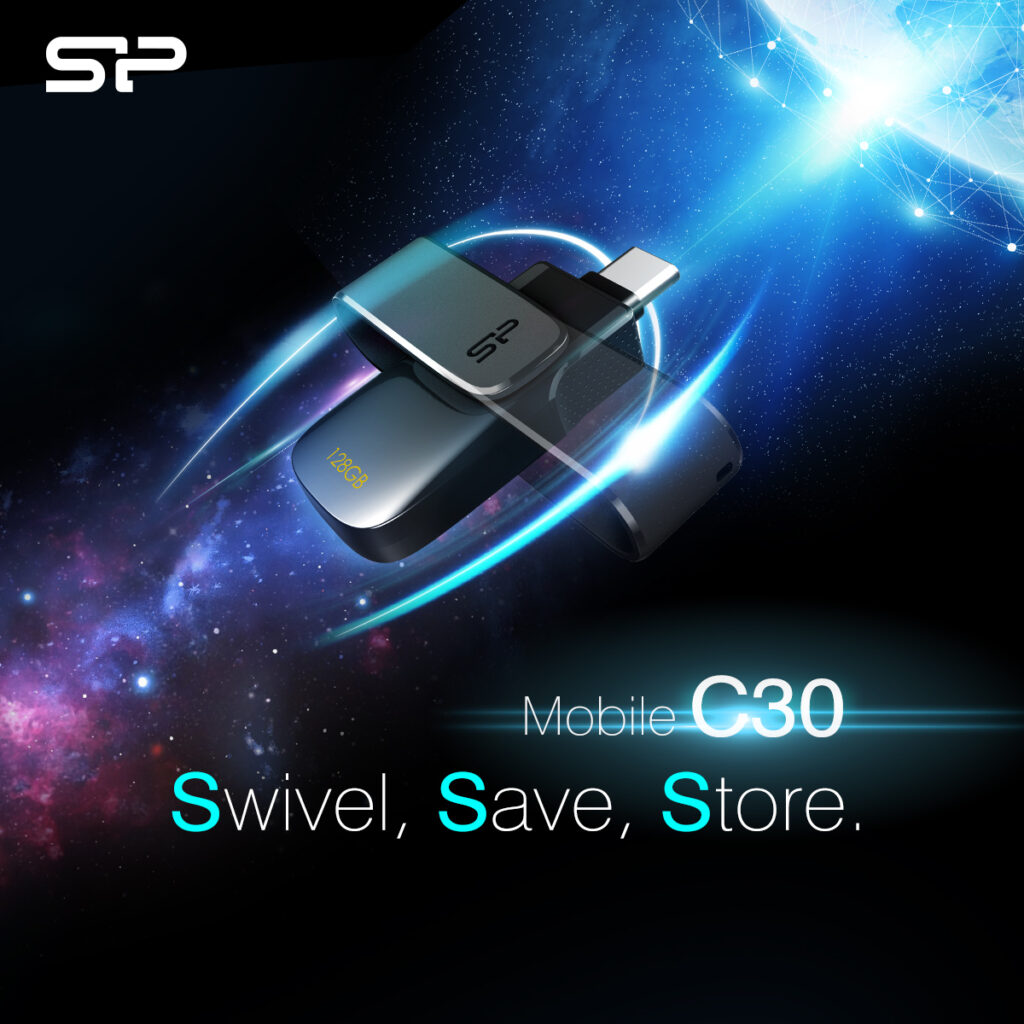 Go Mobile With 3 New OTG USB Flash Drives From Silicon Power (SP)