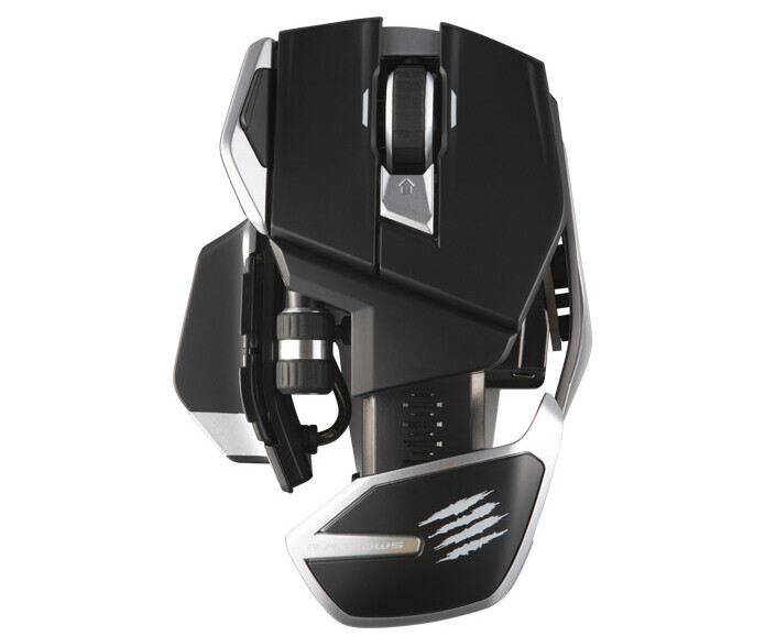 Mad Catz Announces R.A.T. DWS Wireless Gaming Mouse