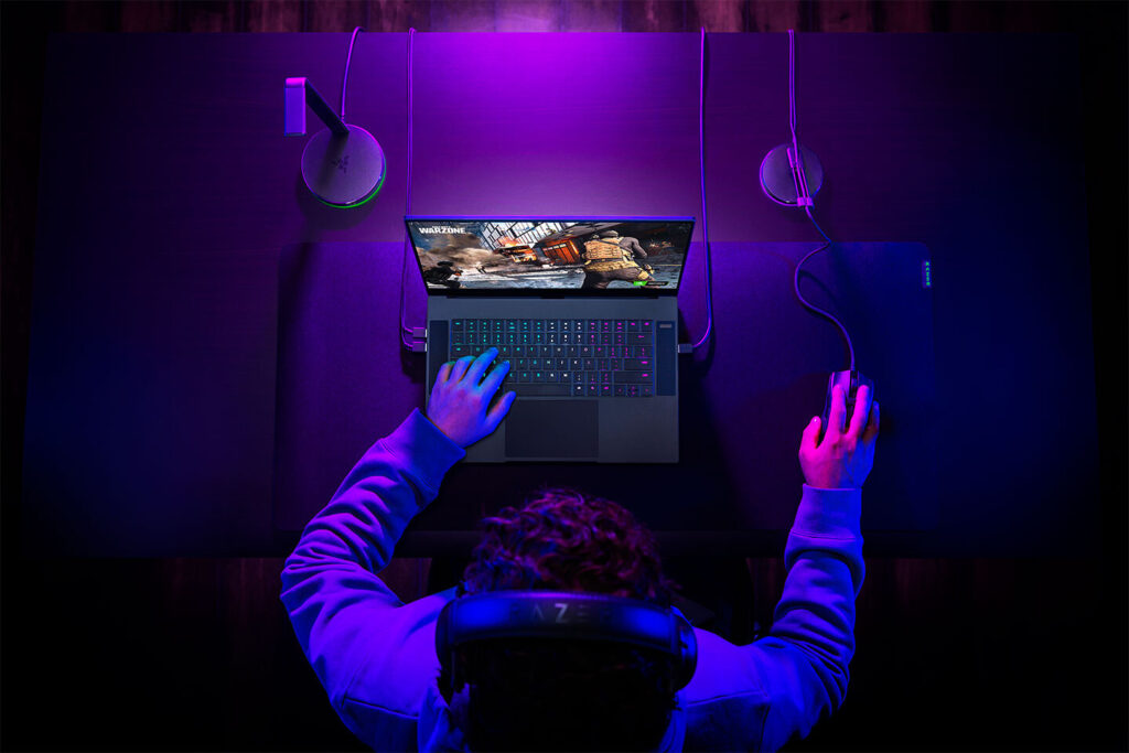 Razer Updates Blade 15 and Blade Pro 17 with NVIDIA GeForce RTX 30-Series Graphics