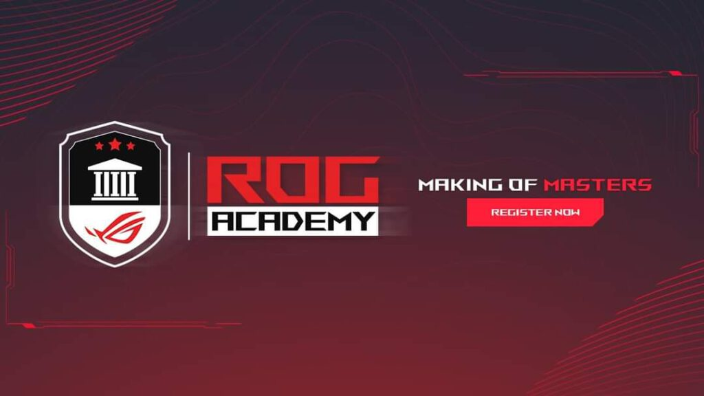 ASUS Brings ROG Academy for E-sport Enthusiasts in India
