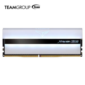 TEAMGROUP Launches Highly-Anticipated White-Colored Series: the XTREEM ARGB WHITE GAMING MEMORY and DELTA MAX WHITE RGB SSD