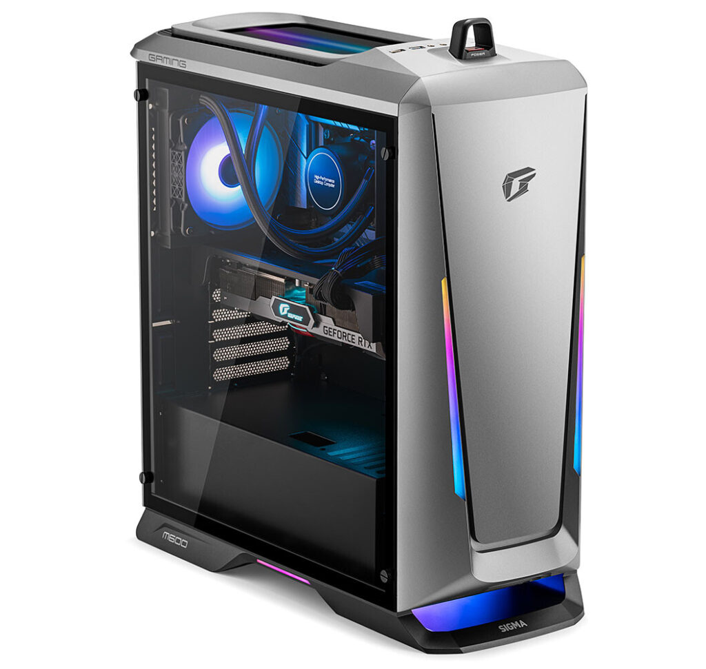 COLORFUL Introduces iGame M600 Mirage Gaming PC