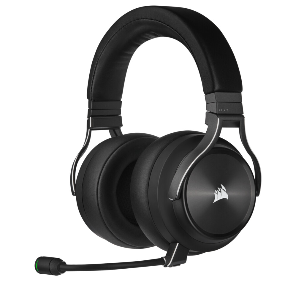 Incredible Sound, Impeccable Clarity - CORSAIR Launches VIRTUOSO RGB Wireless XT Gaming Headset