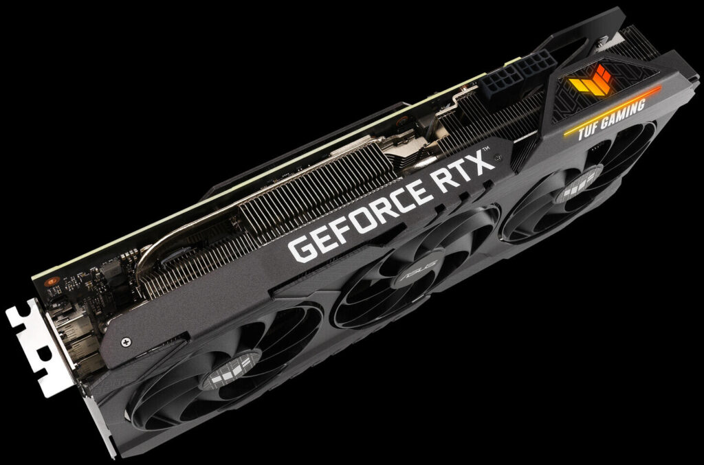 ASUS Announces GeForce RTX 3080 Ti and RTX 3070 Ti ROG Strix (LC) and TUF Graphics Cards