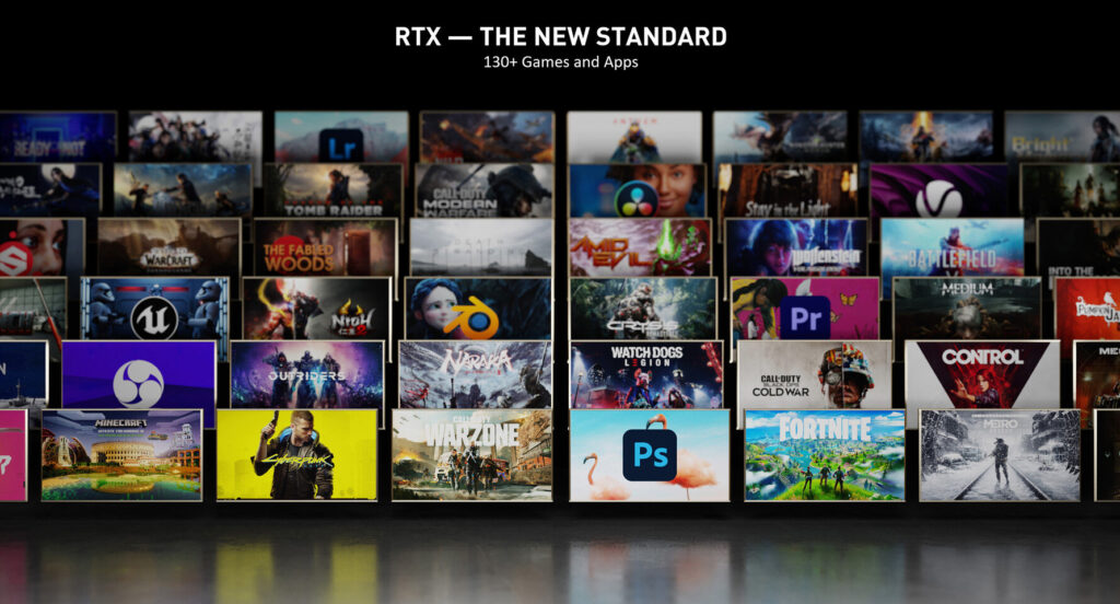 NVIDIA COMPUTEX News: GeForce RTX 3080 TI, GeForce RTX 3070 Ti Debut, 130 Games and Apps Now Have RTX, New Laptops for Gamers and Creators and more!